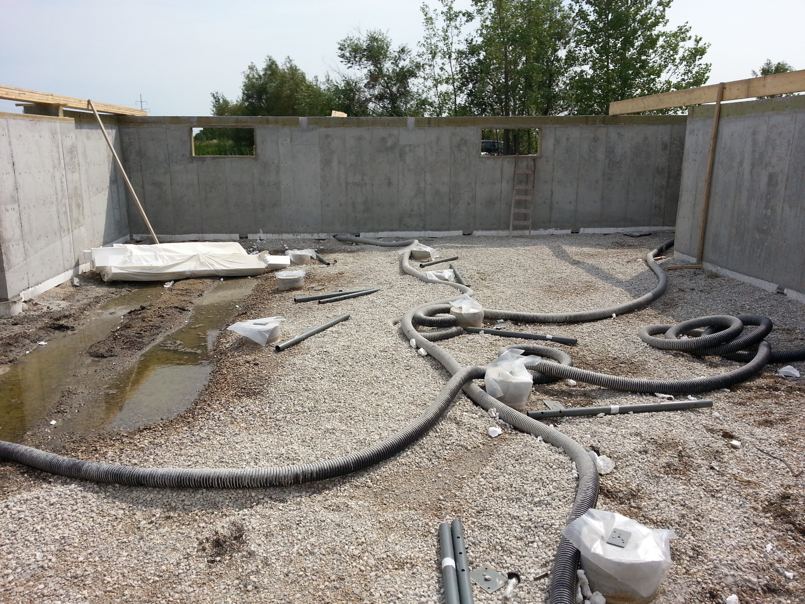 Postech screw piles winnipeg the blog phone for Foundation pilings