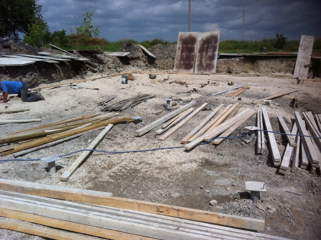 Building a house on screw piles manitoba screw piles House piles