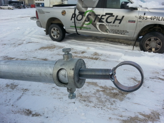 Winnipeg Ground Anchors - Ground Anchors Manitoba - Postech