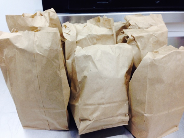 Fuel 4 School Bagged Lunches